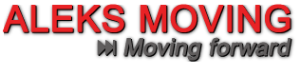Aleks Moving - Affordable Movers - Hurontario, ON logo